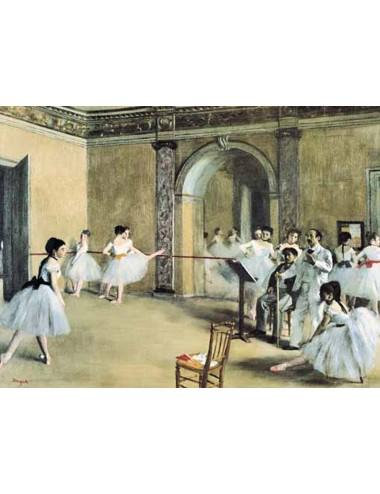 THE DANCE FOYER AT THE OPERA  1500pcs (16024) Ricordi