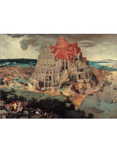 Περισσότερα σχετικά με THE TOWER OF BABEL 1000pcs (16056) Ricordi