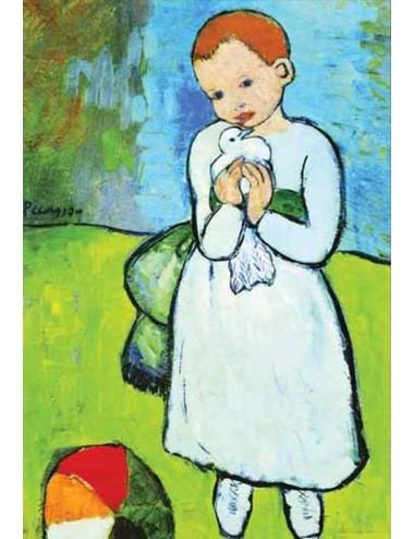 Περισσότερα σχετικά με L'ENFANT AU PIGEON  1000pcs (14438) Ricordi