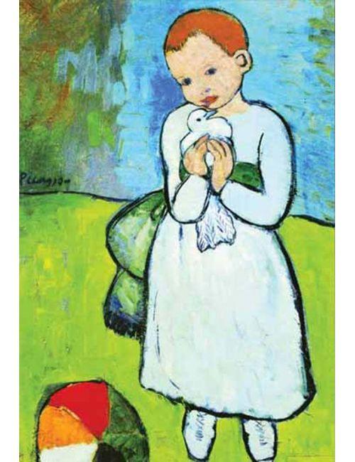 L'ENFANT AU PIGEON  1000pcs (14438) Ricordi