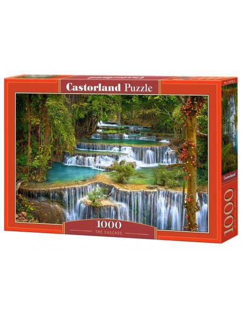 Castorland THE CASCADE 1000 ΚΟΜΜΑΤΙΑ  C-103782