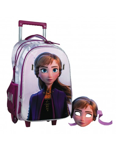 GIM Trolley Δημοτικού  Frozen 2 Anna 341-65074