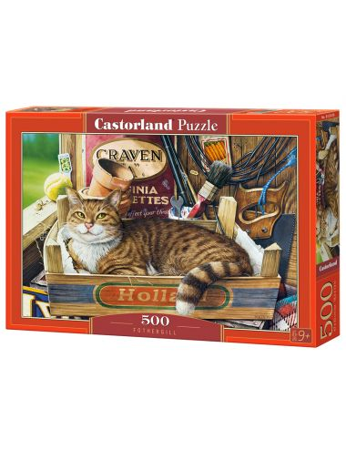 Castorland Fothergill 500 ΚΟΜΜΑΤΙΑ B-53476