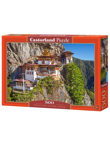 Castorland Paro Taktsang, Bhutan 500 ΚΟΜΜΑΤΙΑ B-53445