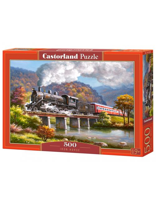 Castorland Iron Horse 500 ΚΟΜΜΑΤΙΑ B-53452