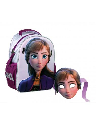 GIM Τσάντα Nηπιαγωγείου  Frozen 2 Anna 341-65054
