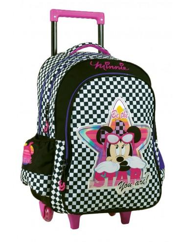 Gim Trolley  Δημοτικού  Minnie Silver Star  340-49074