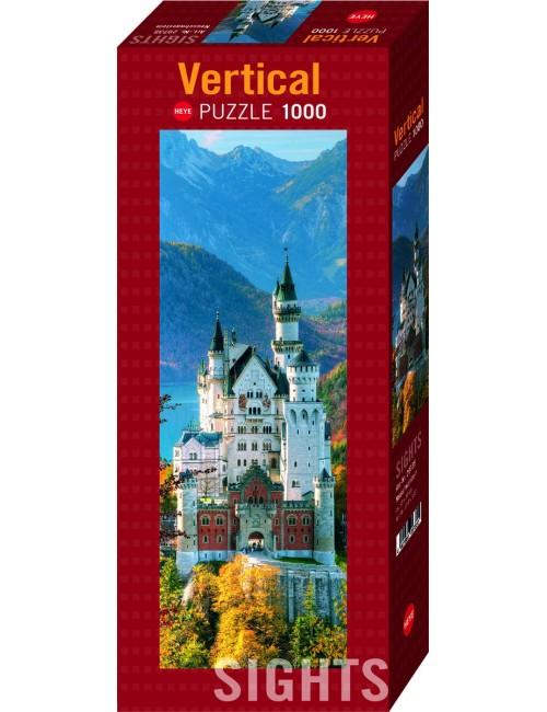 Schmidt Sights Vert: Neuschwanstein 1000pcs 29735