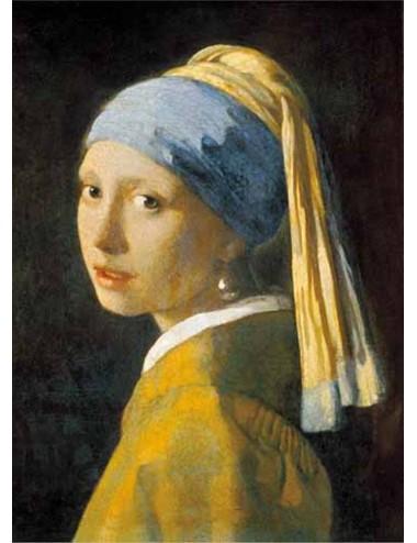 Περισσότερα σχετικά με THE GIRL WITH A PEARL EARRING 1000pcs (15791) Ricordi