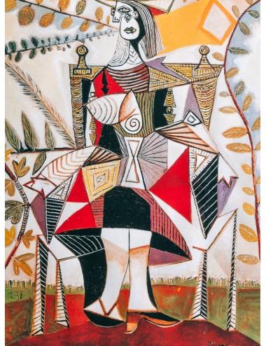 Femme au jardin 1000pcs (25073) Ricordi
