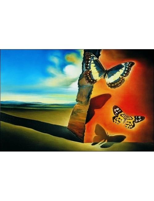 Paysage aux Papillons 1000pcs (25087) Ricordi