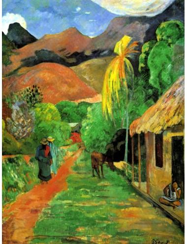 Chemin a Papeete 1500pcs (26165) Ricordi