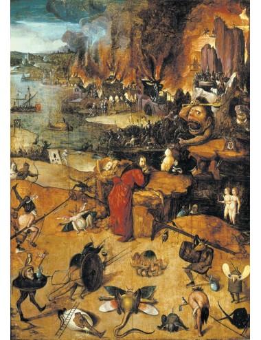 THE TEMPTING OF ST. ANTONIO 2000pcs (27004) Ricordi