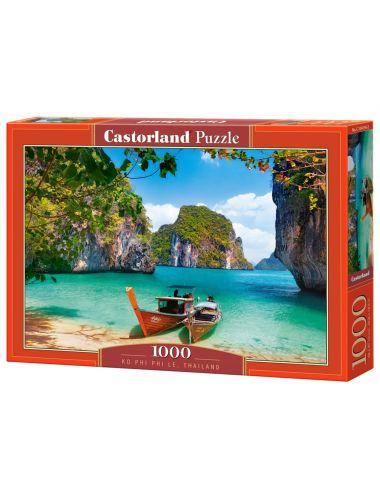 Περισσότερα σχετικά με Castorland KO PHI PHI LE, Thailand 1000 ΚΟΜΜΑΤΙΑ C-104154