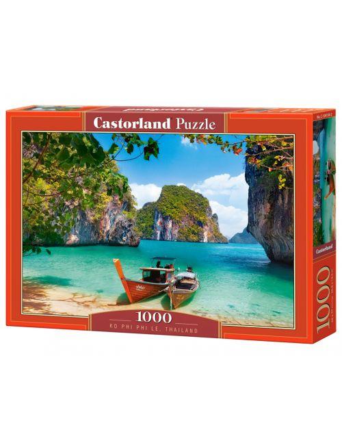 Castorland KO PHI PHI LE, Thailand 1000 ΚΟΜΜΑΤΙΑ C-104154