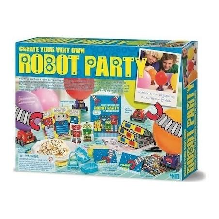 4M Toys Κατασκευή Robot Party 4Μ0212