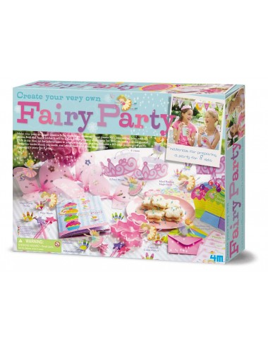 4M Toys Create Your Own Fairy Party Kit