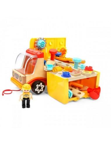 Φορτηγό Με Πάγκο Εργασίας Top Bright 120312