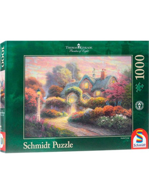 Schmidt Rosebud Cottage 1000pcs 59466