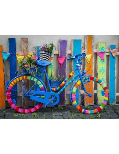 Bluebird My Beautiful Colorful Bike1000 κομμάτια 70010