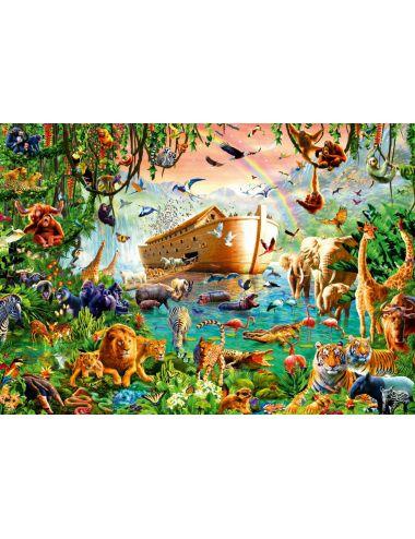 Περισσότερα σχετικά με Bluebird Noah's Ark1000 κομμάτια 70243