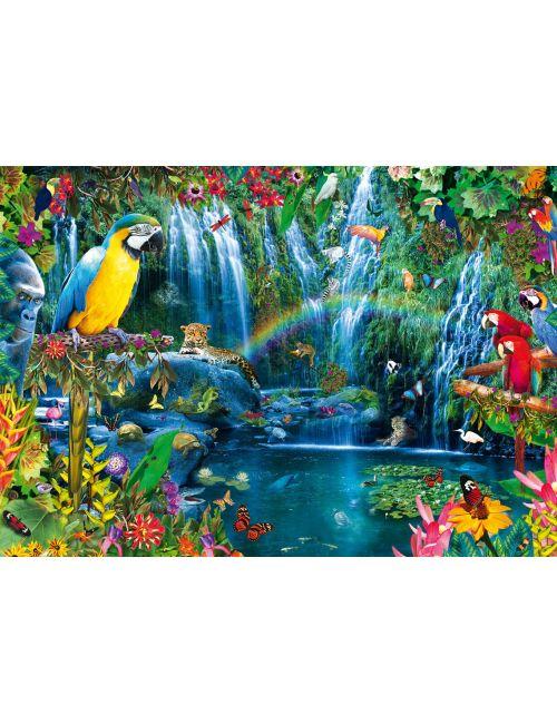 Bluebird Parrot Tropics1000 κομμάτια 70298