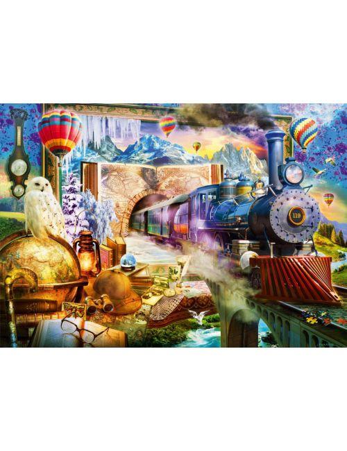 Bluebird Magical Journey1000 κομμάτια 70343