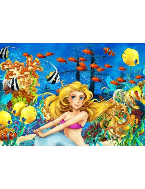 Bluebird Mermaid150 κομμάτια 70347
