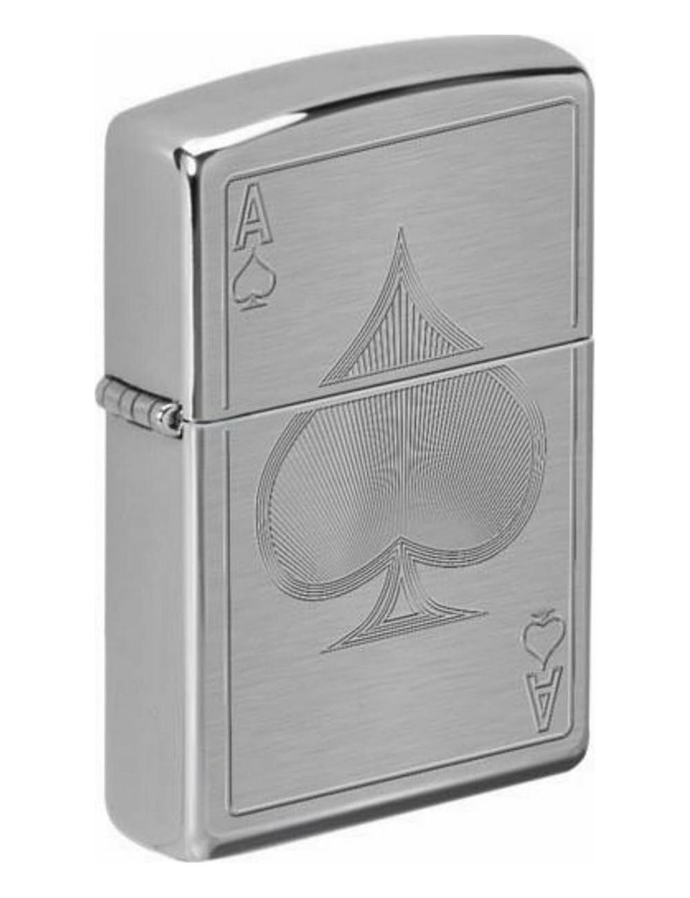Zippo Ace Spades 49418