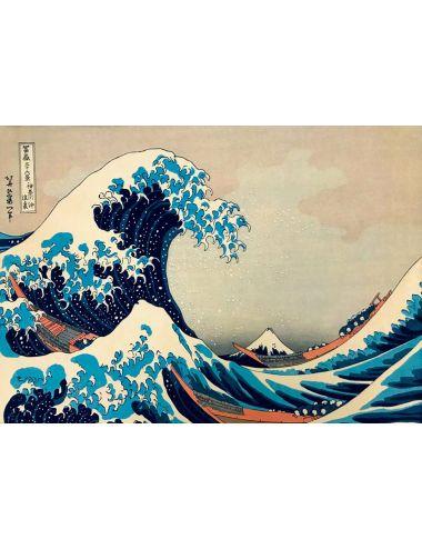 Bluebird  Hokusai - The Great Wave off Kanagawa, 1831  1000 κομμάτια 60045