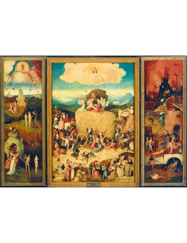 Bluebird Bosch - The Haywain Triptych 1000 κομμάτια 60060