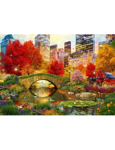 Bluebird  Central Park NYC1000 κομμάτια  70244
