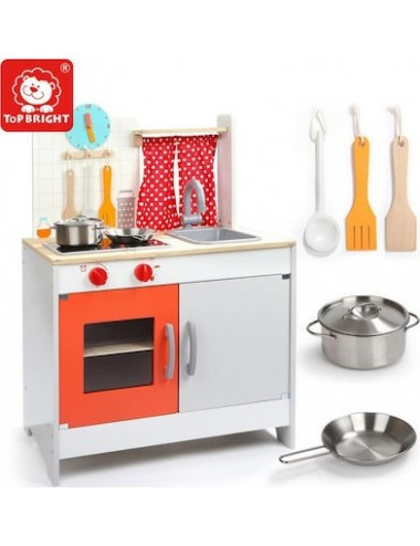 Top Bright Κουζίνα ξύλινη  120323