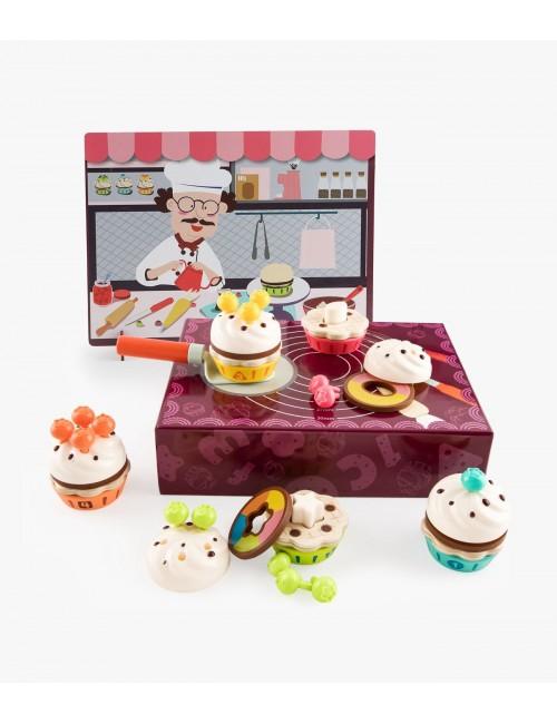 Top Bright Fruit cake box 120449