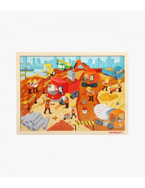 Top Bright Buildig Site Puzzle 120416