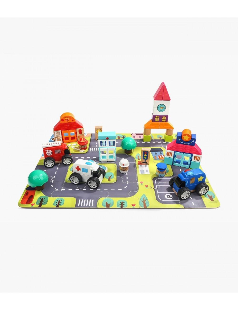 Top Bright City Building Blocks 120408