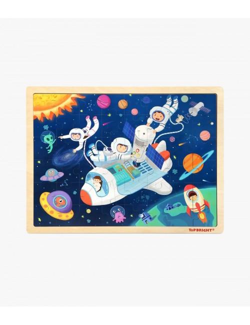 Top Bright Spacecraft Puzzle 120415