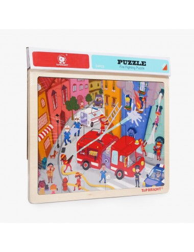Top BrightFire Fighting Puzzle 120395