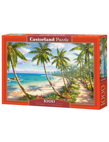 Περισσότερα σχετικά με Castorland Pathway To Paradise 1000 ΚΟΜΜΑΤΙΑ C-104666