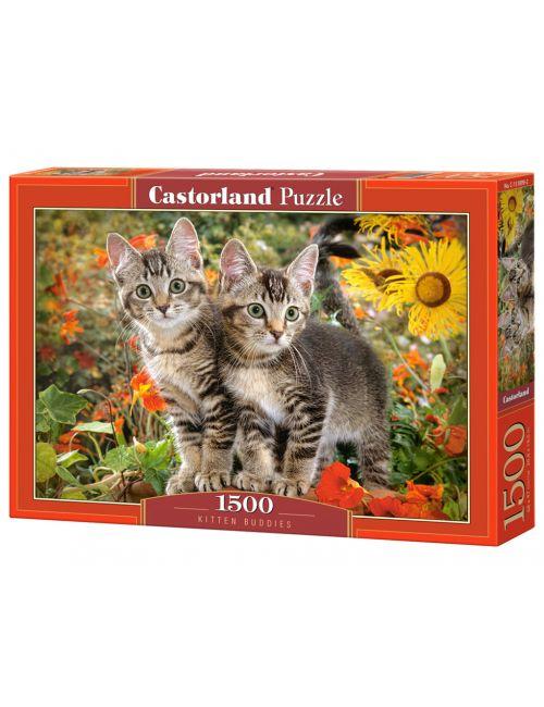 Castorland Kitten Buddies 1500 ΚΟΜΜΑΤΙΑ C-151899