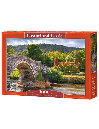 Περισσότερα σχετικά με Castorland Village Corner in Wales 1000 ΚΟΜΜΑΤΙΑ C-104673