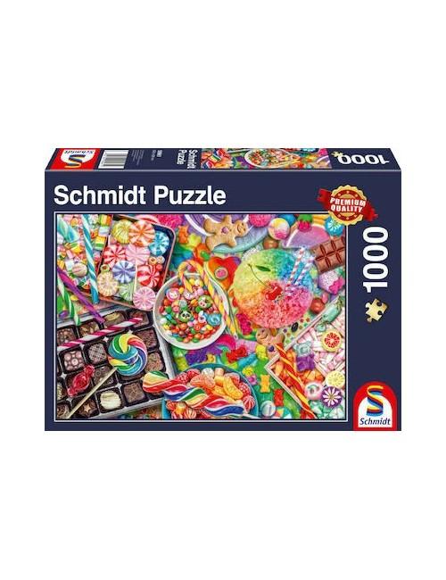 Schmidt Candylicious 2D 1000pcs 58961