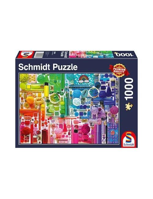 Schmidt Colors of the Rainbow 2D 1000pcs 58958