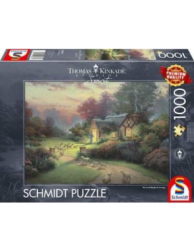 Schmidt  Shepherd's Cottage  2D 1000pcs  59678