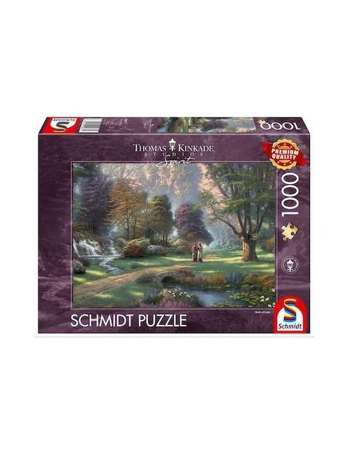 Schmidt Thomas Kinkade - Spirit Walk of Faith 2D 1000pcs 59677