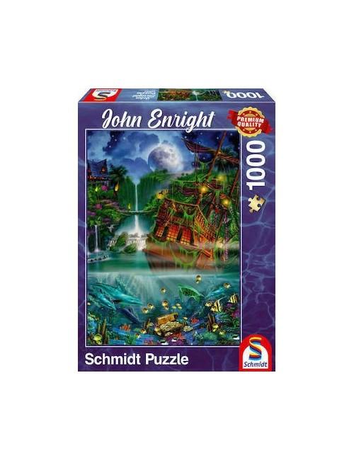 Schmidt Sunken Treasure 2D 1000pcs 59685