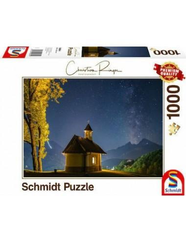 Περισσότερα σχετικά με Schmidt Milky Way 2D 1000pcs 59694