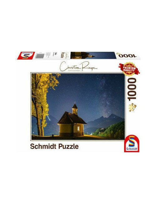 Schmidt Milky Way 2D 1000pcs 59694