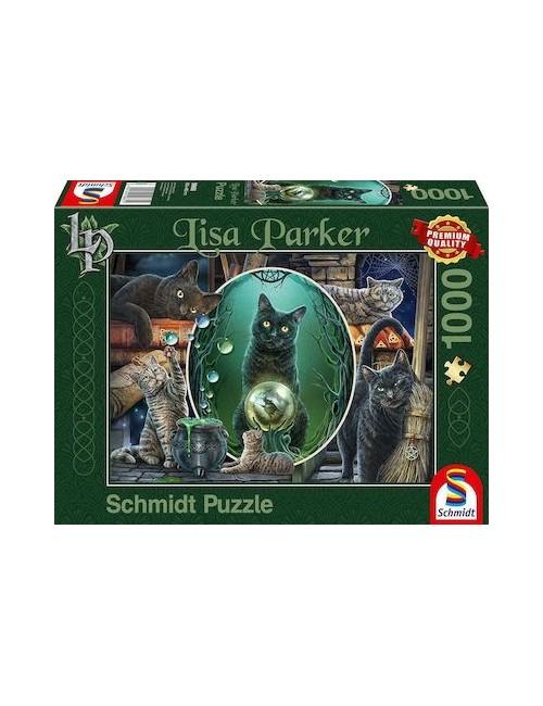 Schmidt Lisa Parker: Magical Cats 2D 1000pcs 59665