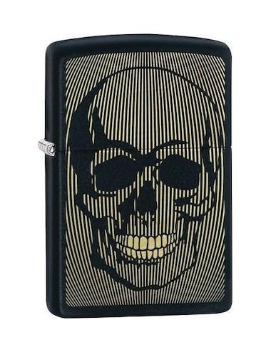Zippo 49216 Skull Design